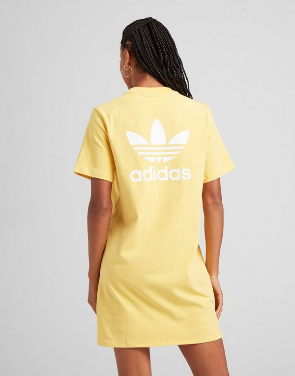 adidas Originals Trefoil T Shirt Kleid Damen