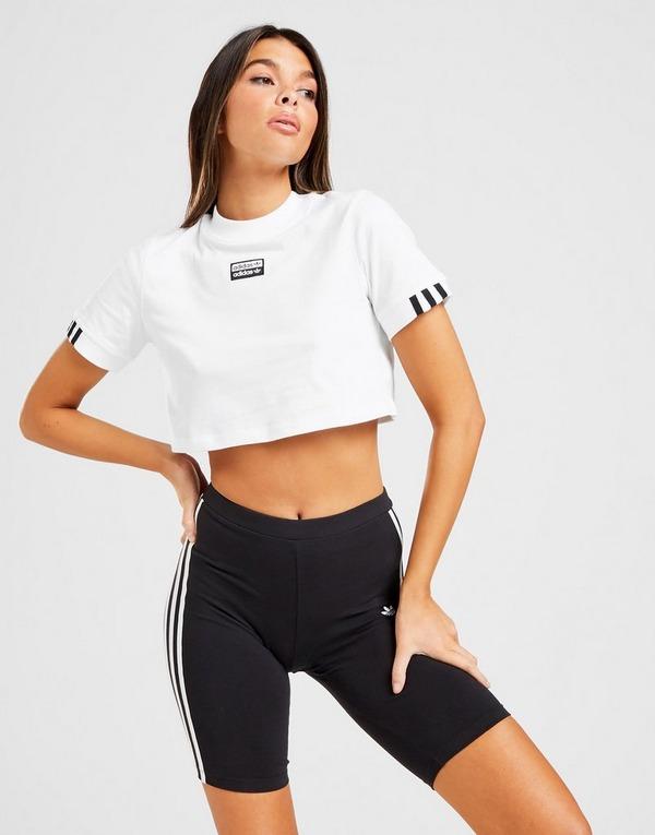adidas Originals camiseta Crop