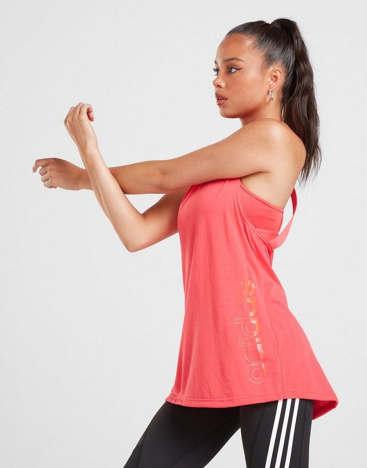 Acheter Orange adidas Débardeur Core Femme   JD Sports