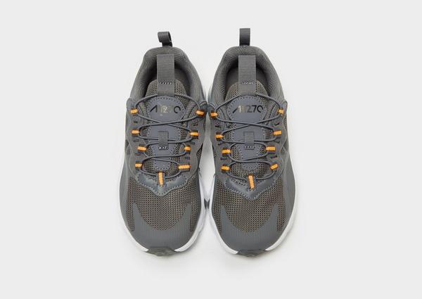 Acquista Nike Air Max 270 React Bambino in Grigio