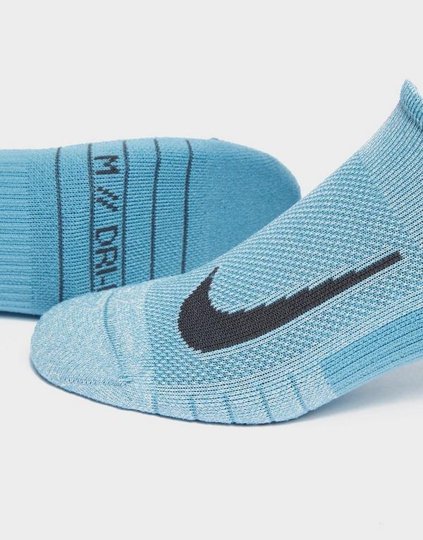 Nike Run Ankle Socks 2 Pack Men's