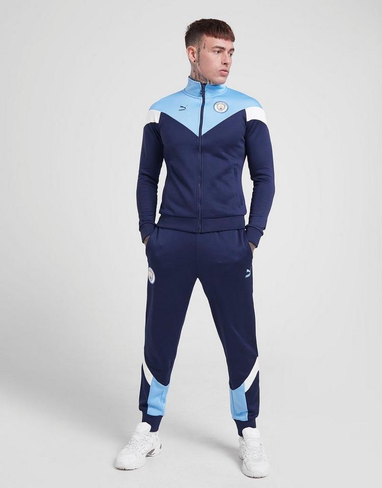 Puma Manchester City FC Icon Track Pants | JD Sports