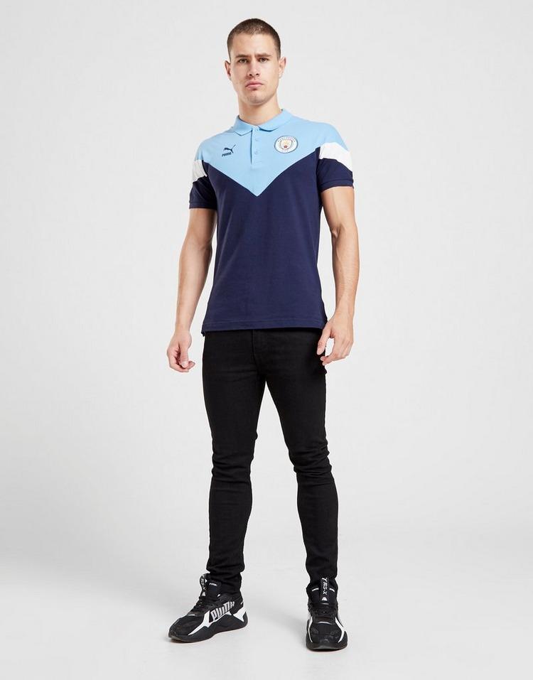 PUMA Manchester City FC Icon Polo Shirt