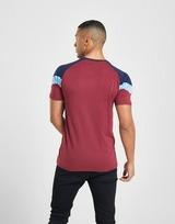 PUMA Manchester City FC Icon Short Sleeve T-Shirt