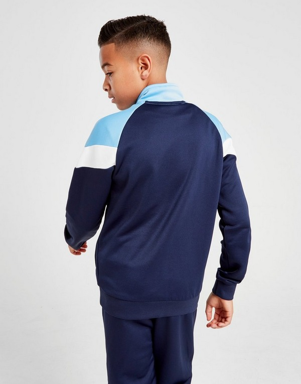 Puma Manchester City Icon Track Jacket Junior