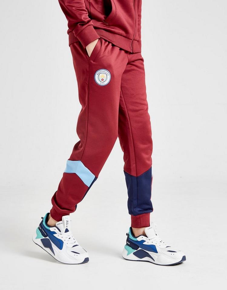 Puma Manchester City FC Icon Track Pants Junior | JD Sports