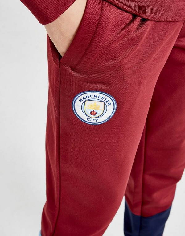 PUMA Manchester City FC Icon Track Pants Junior