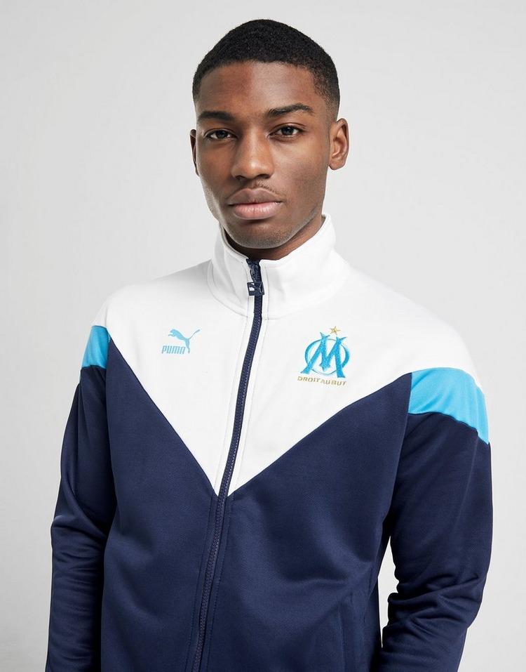 PUMA Olympique Marseille Icon Track Jacket