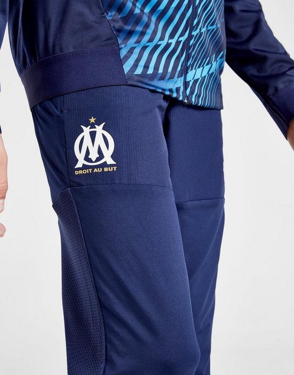 PUMA Olympique Marseille Stadium Track Pants Junior