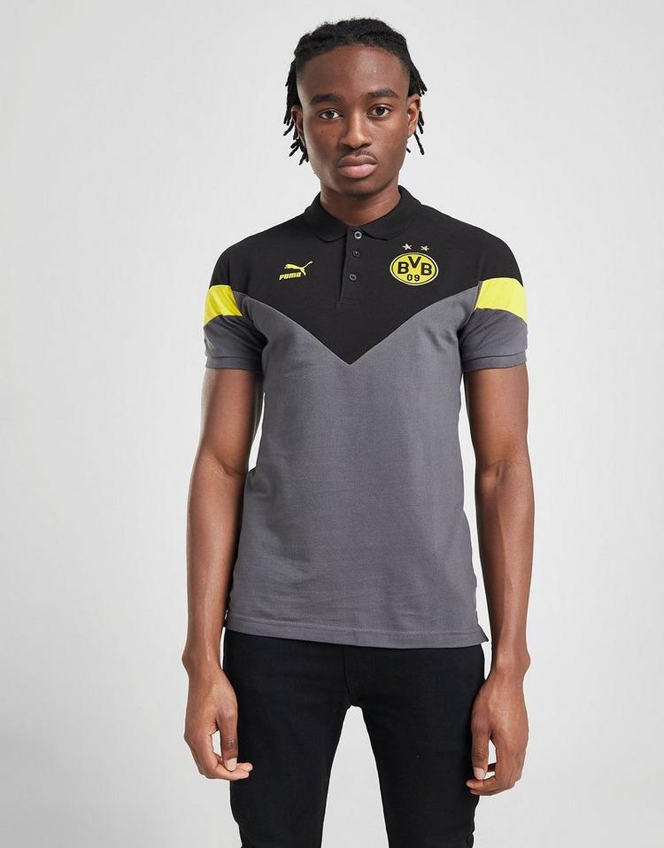 PUMA Borussia Dortmund Icon Polo Shirt