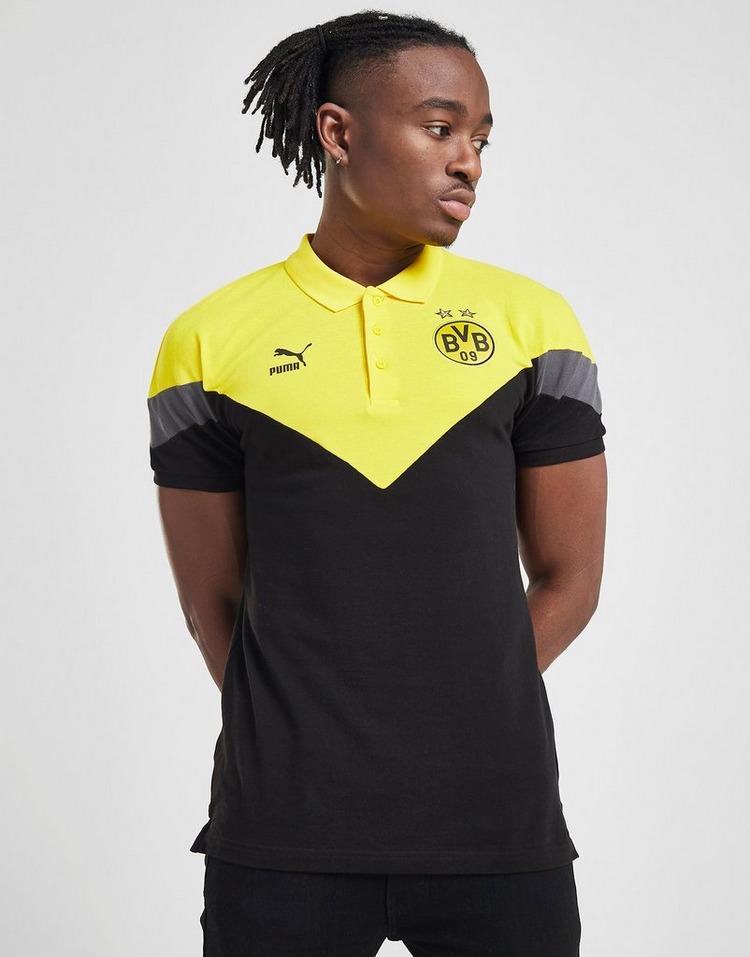 PUMA Polo Borussia Dortmund Icon Homme