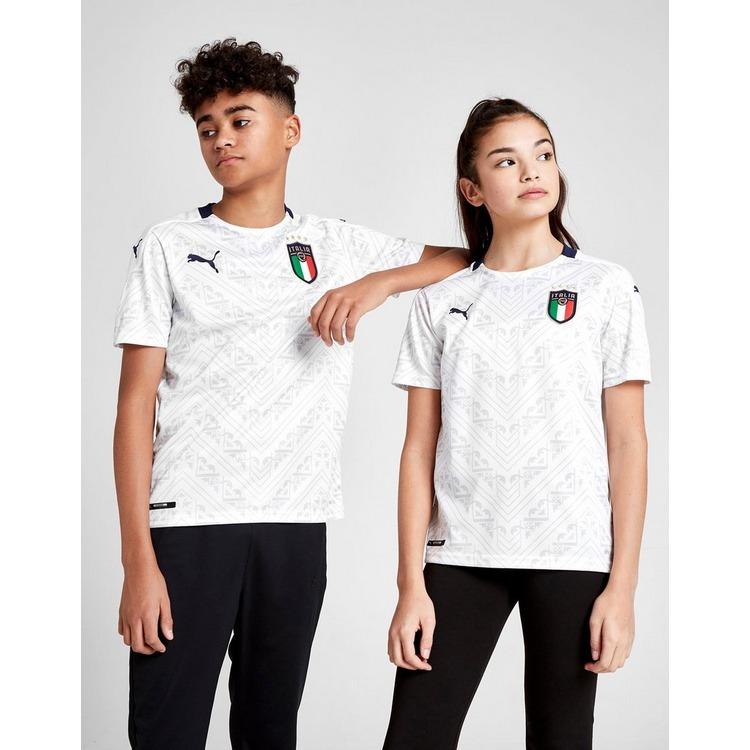 Puma Italy 2020 Away Shirt Junior