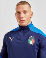 Puma Italy 1/4 Zip Top