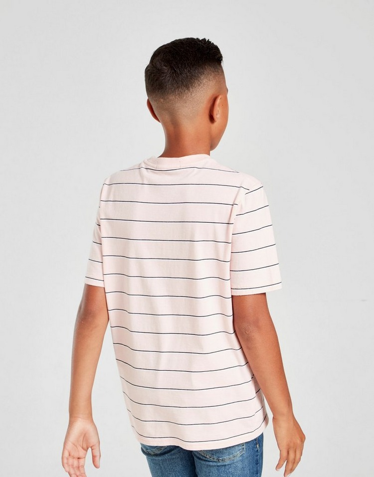 Fred Perry Fine Stripe T-Shirt Junior