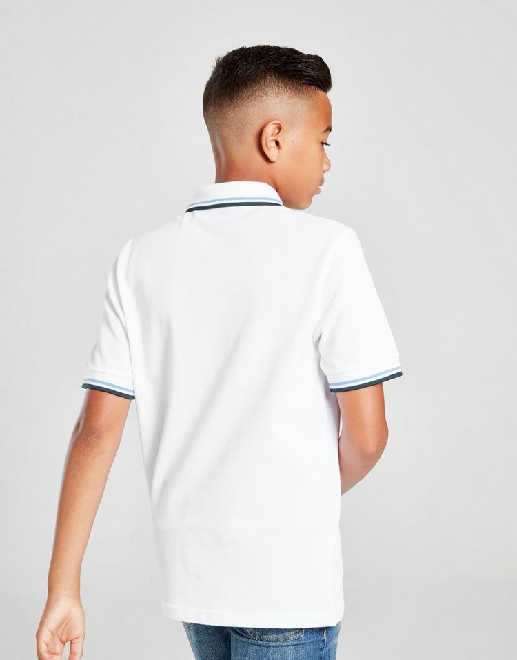 Fred Perry Tipped Polo Shirt Junior