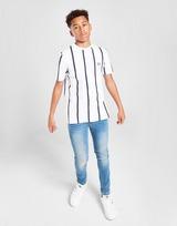 Fred Perry camiseta Vertical Stripe júnior