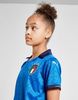 Puma Italy 2020 Home Shirt Junior
