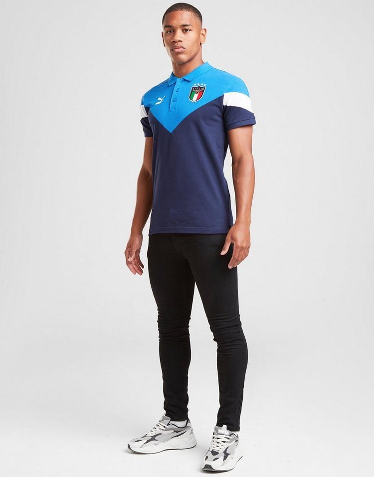 Puma Italy Icon Polo Shirt Men's