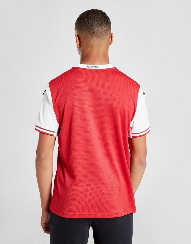 Puma Austria 2020 Home Shirt Junior