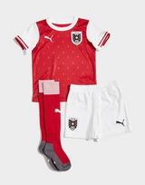 Puma Austria 2020 Home Kit da calcio Bambino