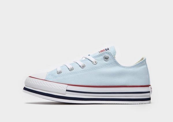 Shoppa Converse All Star Ox Barn i en Blå färg