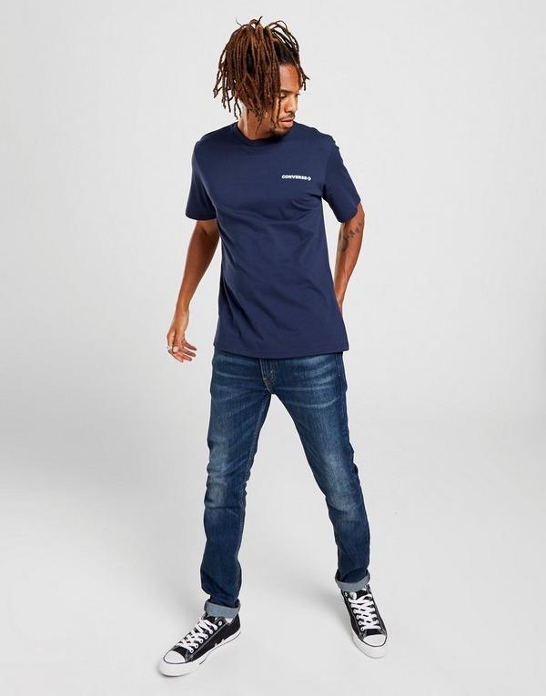 Converse camiseta Large Back