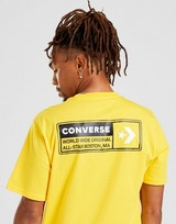 Converse camiseta Large Back