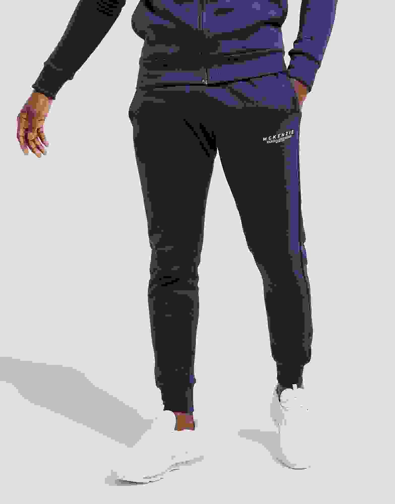 New McKenzie Men's Essential Cuffed Track Pants