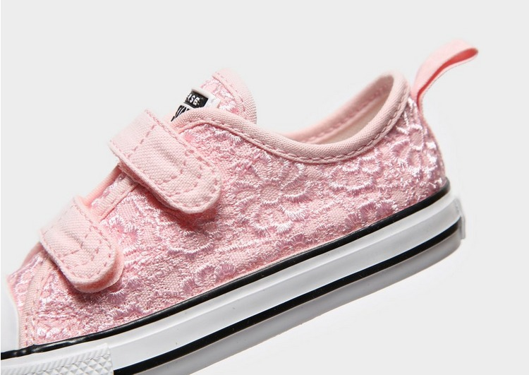 Converse All Star Ox Crochet para bebé
