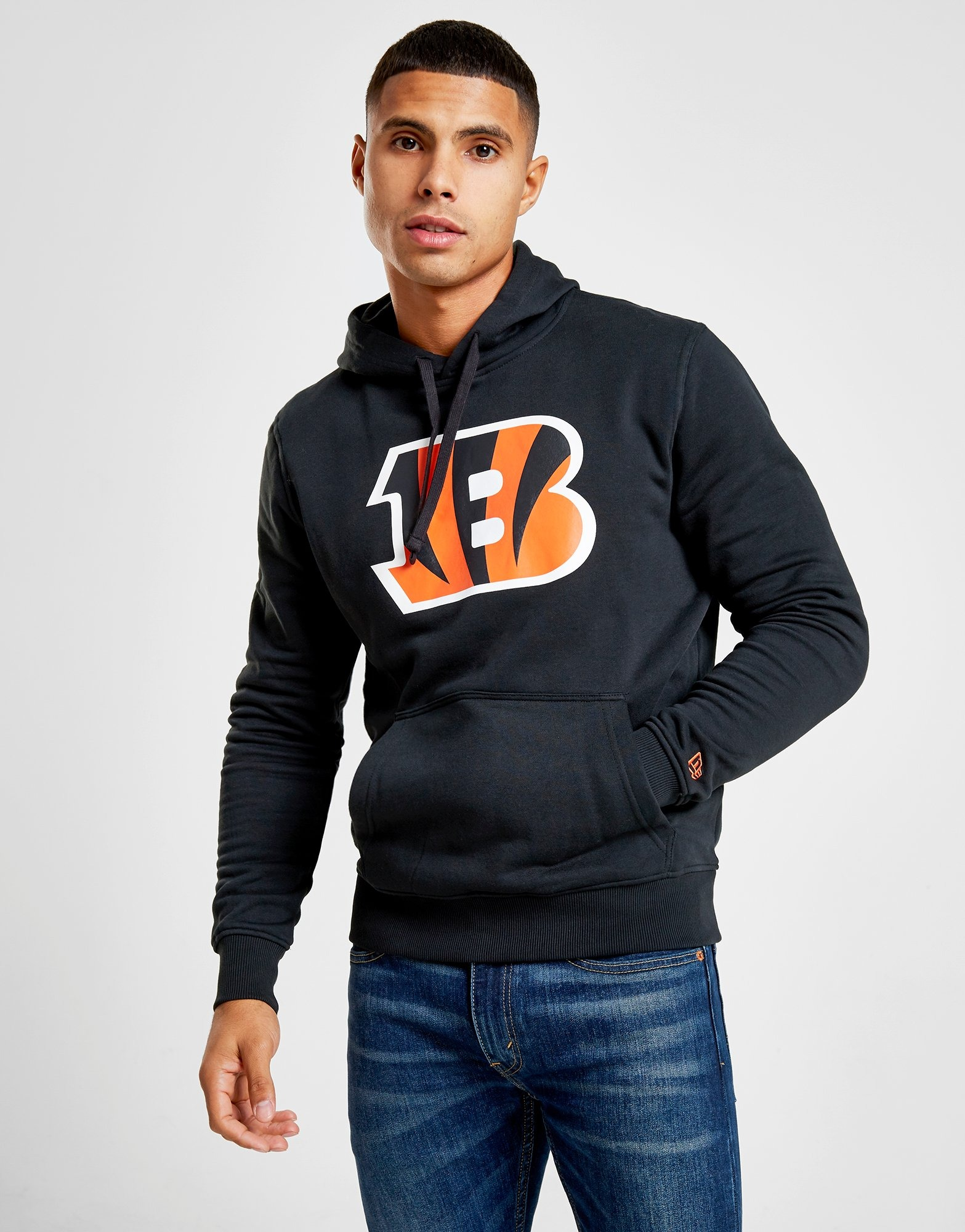 New Era Sweat à capuche NFL Cincinnati Bengals Pullover Homme | JD Sports