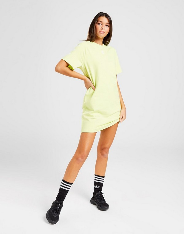adidas Originals Repeat Logo T-Shirt Dress Women's