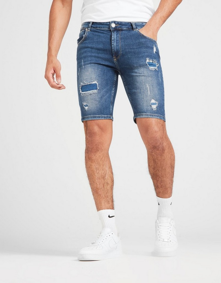Supply & Demand Bark Denim Shorts Men's