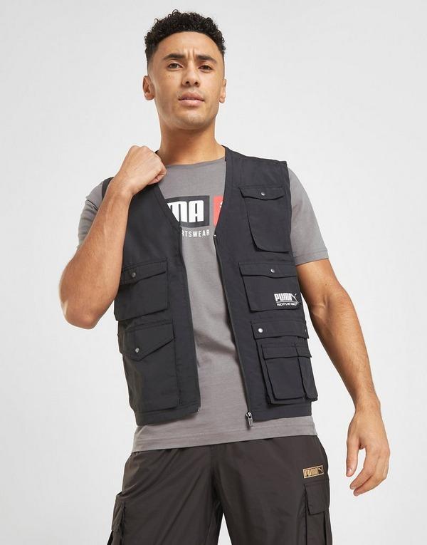 Puma Utility Woven Vest