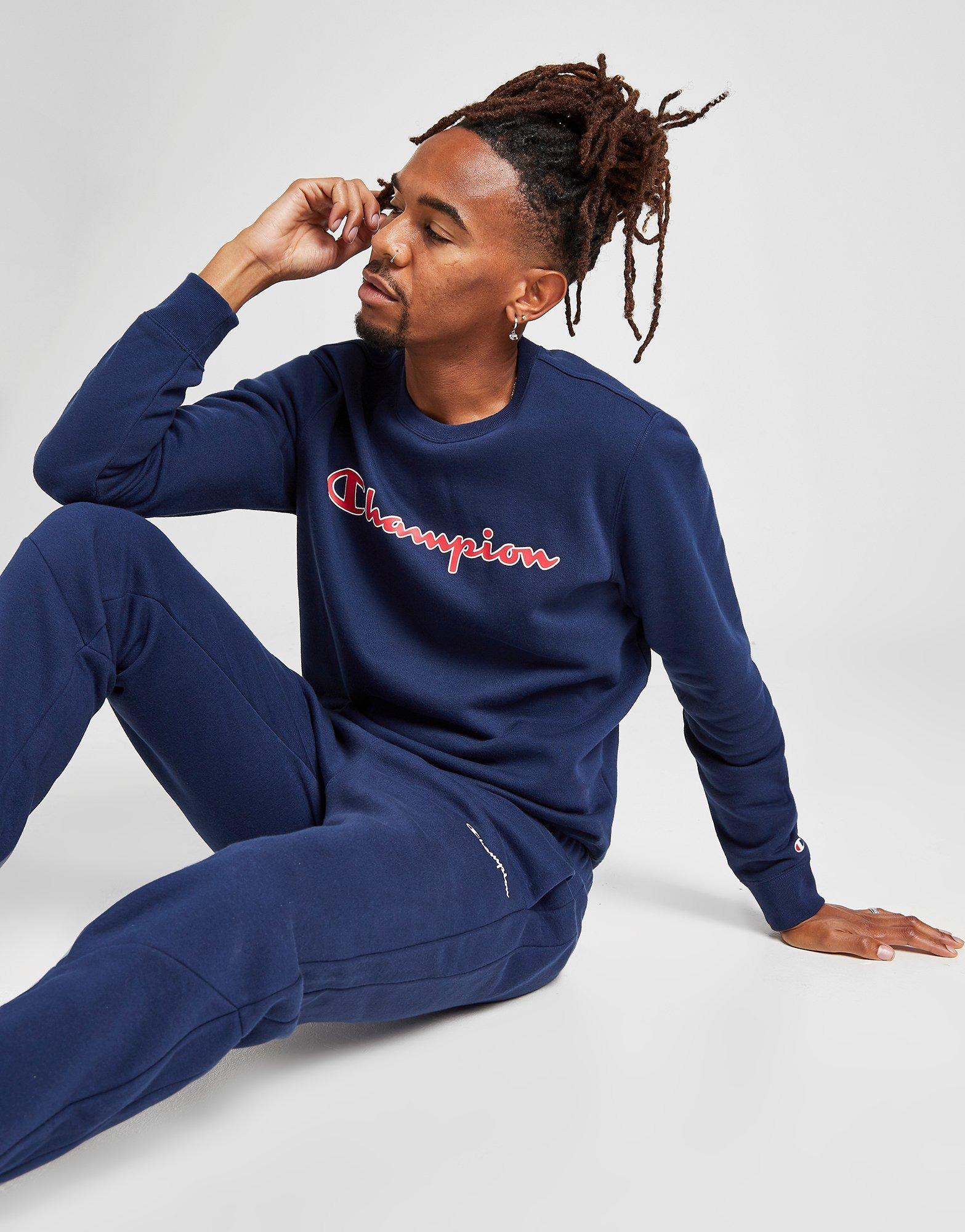 Champion Core Crew Sweatshirt | JD Sports Sverige
