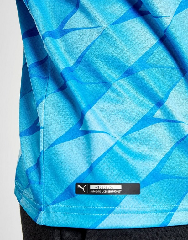 Puma Olympique Marseille 2019/20 Away Shirt Junior