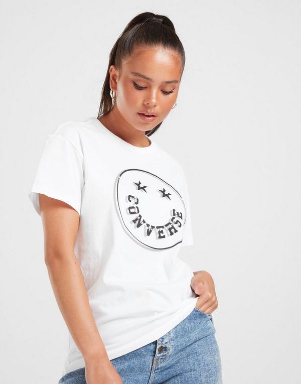 Converse Happy Camper Smile T-Shirt