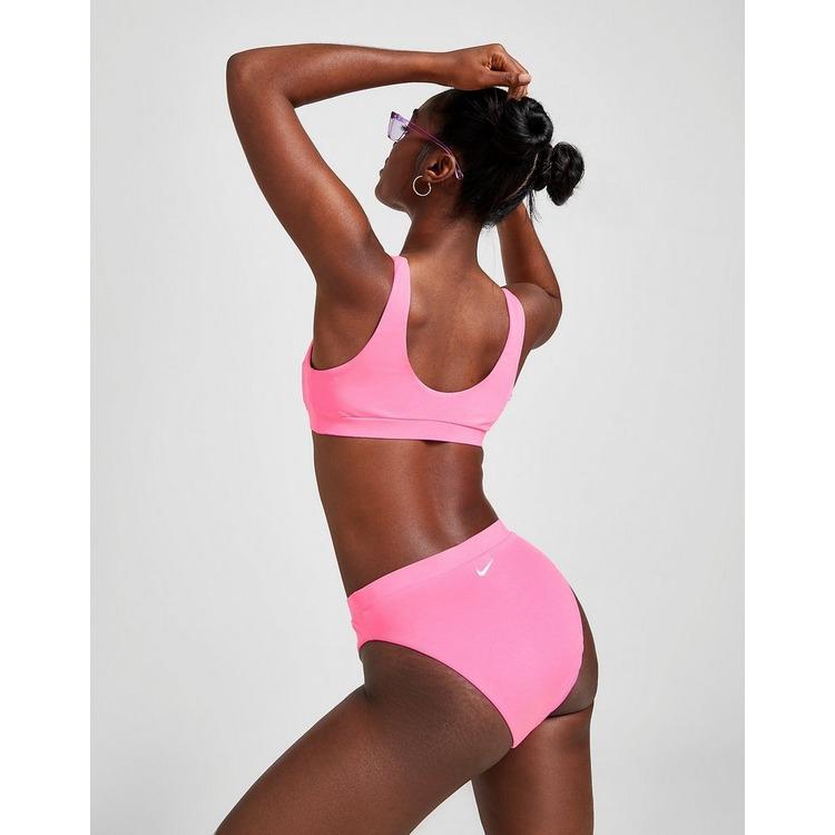 Nike Swoosh Bikini Bralette Top Dame