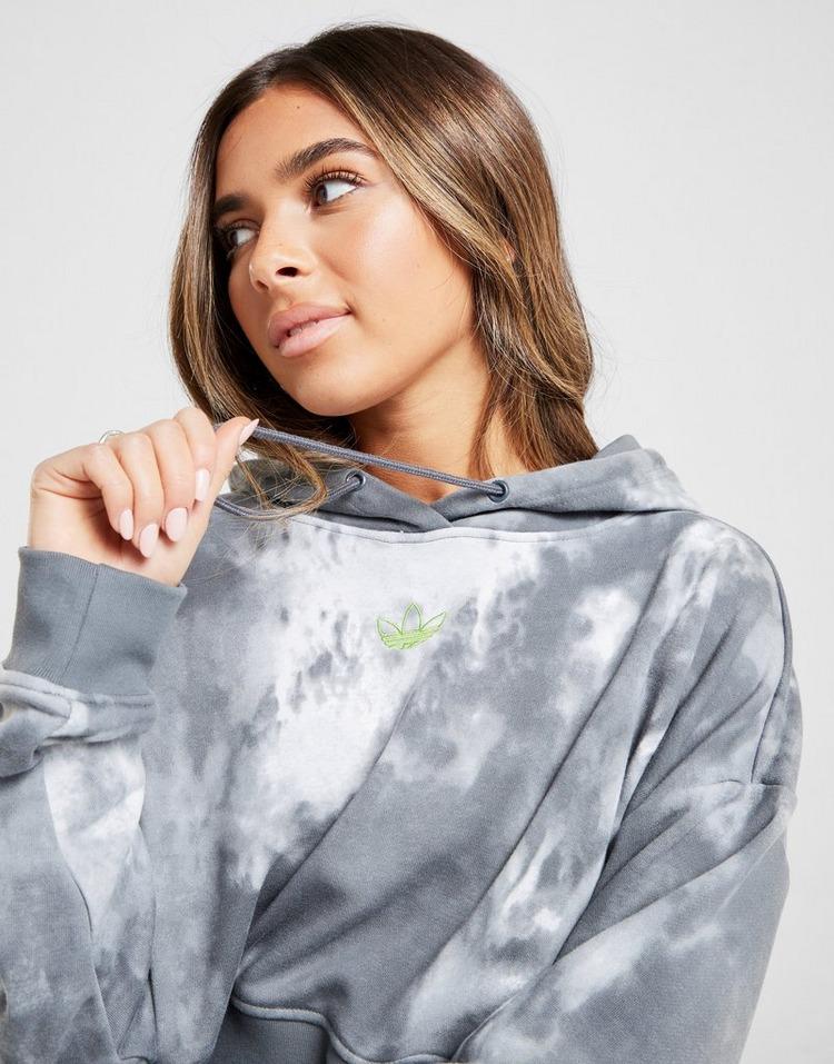 adidas Originals Tie Dye Overhead Hoodie
