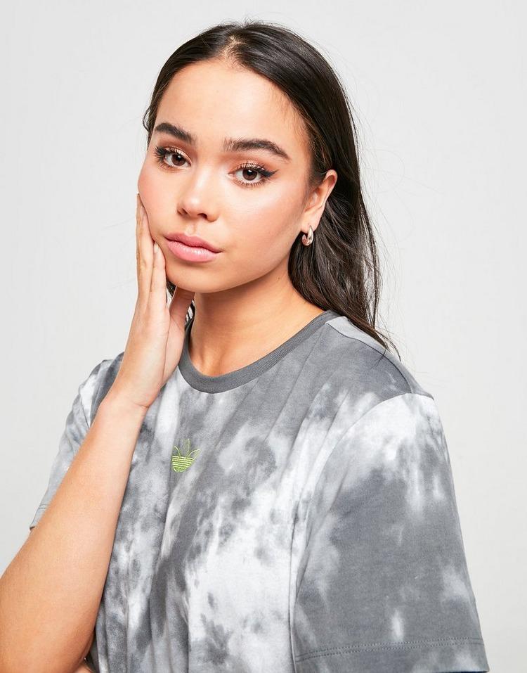 adidas Originals camiseta Tie Dye Boyfriend