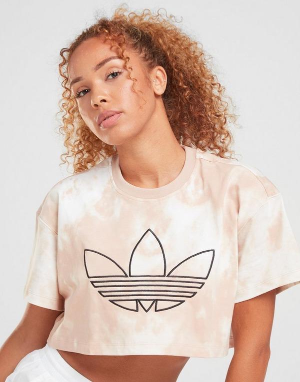 adidas Originals Trefoil Crop T-Shirt