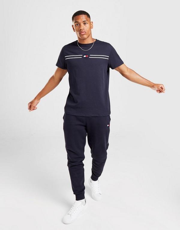 Tommy Hilfiger Chest Stripe T-Shirt