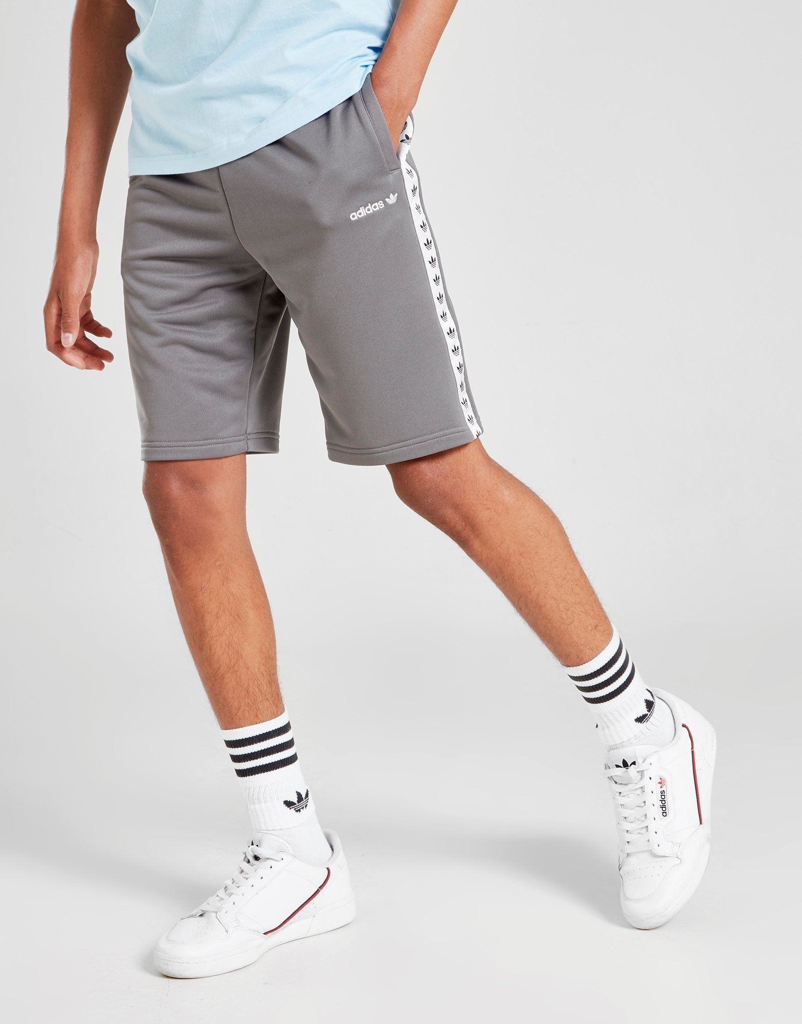 adidas Originals Short Tape Poly Junior | JD Sports