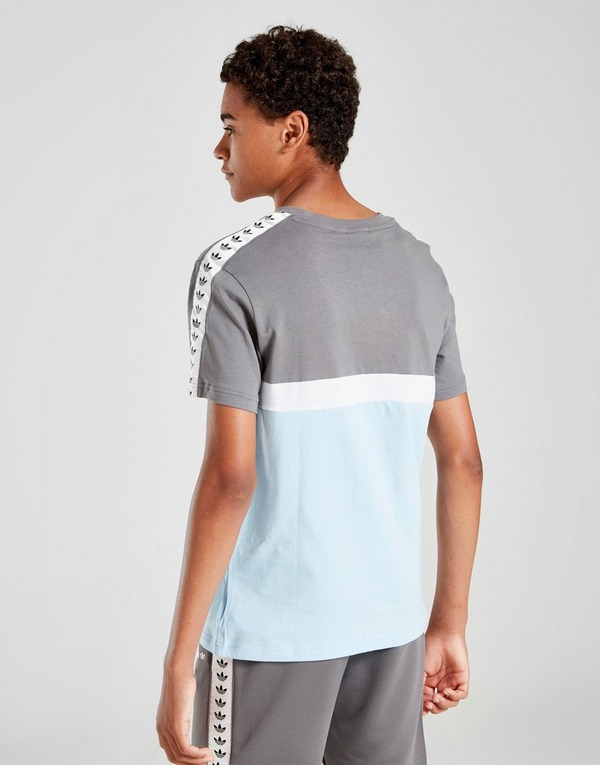 Acheter Rose adidas Originals T Shirt Colour Block Tape   JD