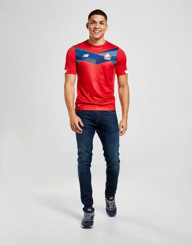 New Balance Lille 2020/21 Home Shirt