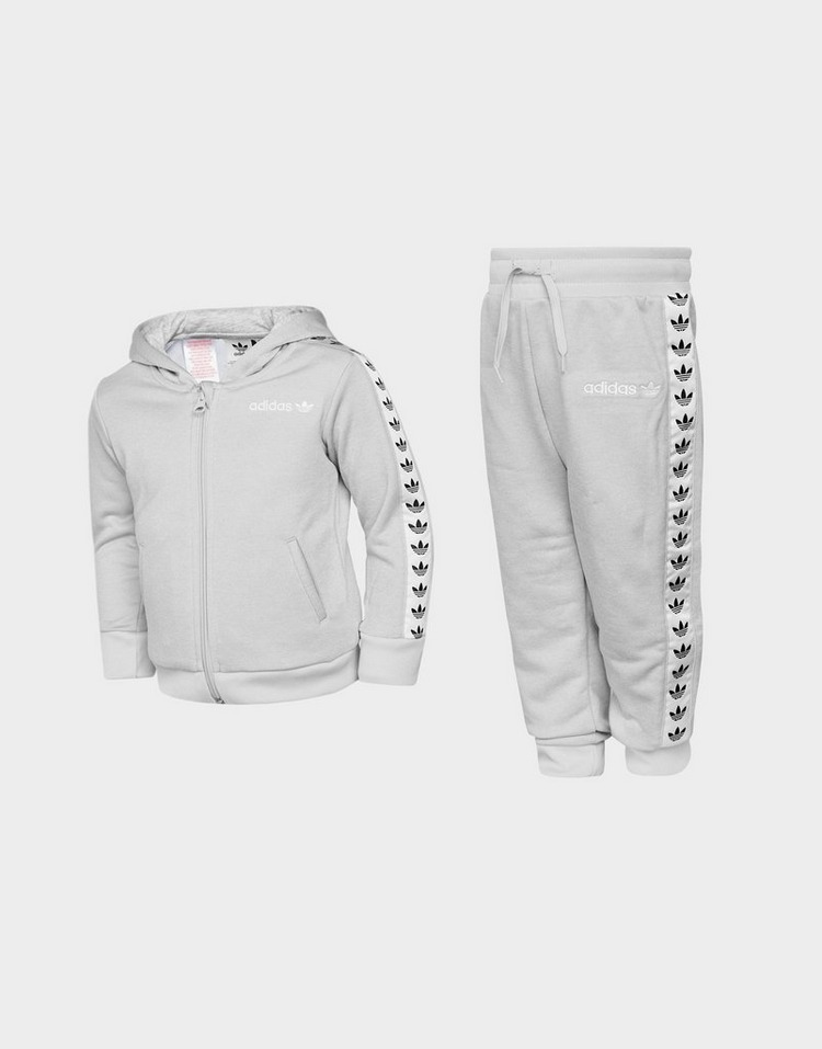 adidas Originals SS Tape Tracksuit Infant