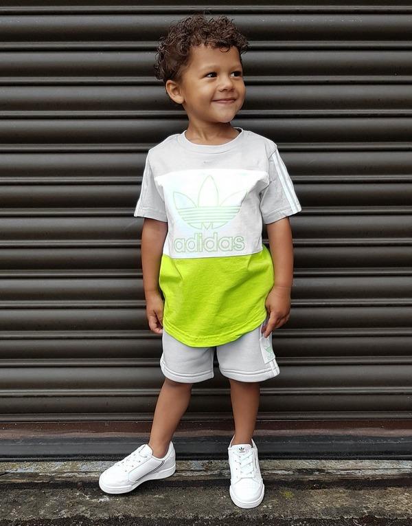 adidas Originals Spirit T-Short/Shorts Sæt Småbørn