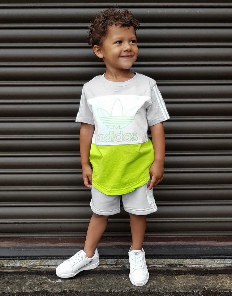 adidas Originals Spirit T-Short/Shorts Set Infant