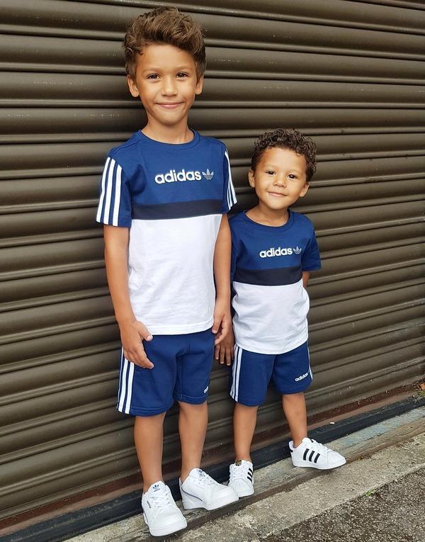 ensemble adidas short t shirt homme
