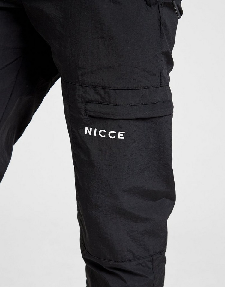 Nicce Woven Cargo Pants