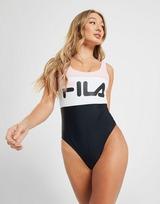Fila Colour Block Logo Swimsuit